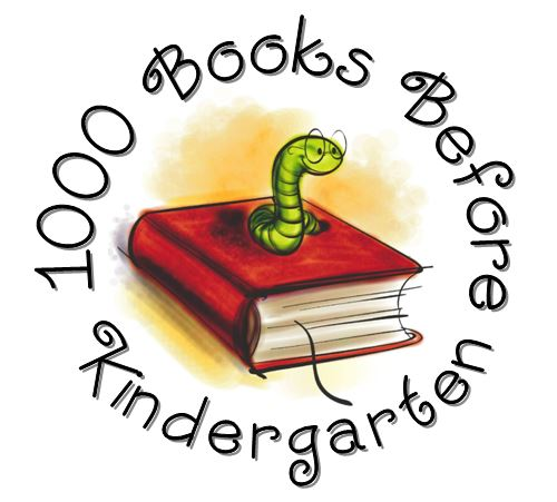 1000 Book Before Kindergarten