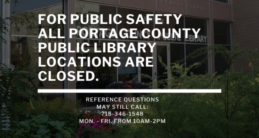 All PCPL locations are closed until further notice